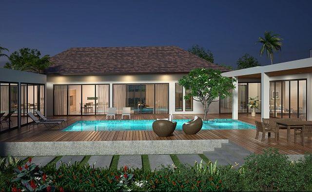 Luxury Villas for sale หรูหรา